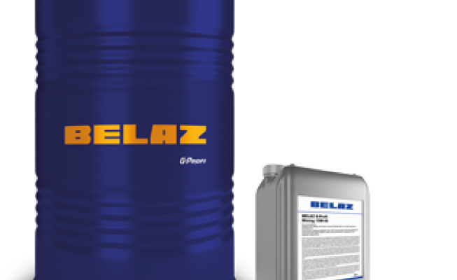 BELAZ G-Profi Trans 85W-140 Смазочные материалы BELAZ