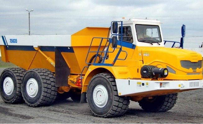 МОАЗ 75035